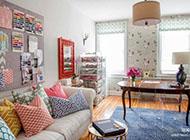 温馨舒适的家庭办公室装修效果图
