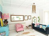 北欧复式两居室装修效果图时尚温馨
