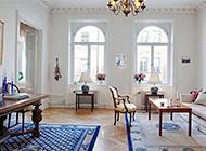 清新西班牙式别墅装修风格图片