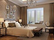 奢華歐式臥室裝修效果圖賞析