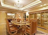 浪漫欧式设计四居室装修效果图欣赏