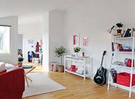 现代东南亚公寓装修风格小资精致