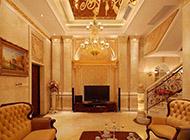 欧式别墅室内装修设计图片