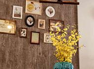 极具创意特色的相片墙设计图片
