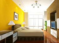 寬敞明亮復式簡歐臥室裝修效果圖