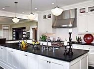 美观整洁的欧式厨房装修图片