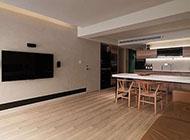 暖色系的老房改造風格設計組圖