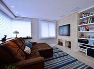 打造丰富色彩个性活力公寓设计装修图