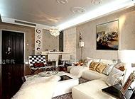 现代欧式简约公寓装修效果图赏析