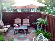 庭院花园装修效果图大全参考