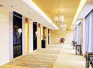 古典酒店走廊裝修設計