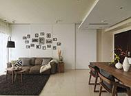 美式宜家家居背景墙图片设计风格