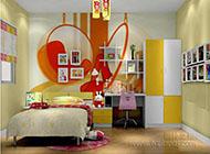 溫馨舒適的兒童房裝修效果圖