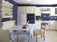 简约现代风格欧式厨房装修效果图