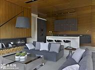优雅大方唯美极简风格公寓