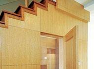 巧妙设计的卫生间隐形门效果图