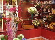 中式花店内部装修效果图欣赏