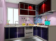 时尚现代小厨房装修设计