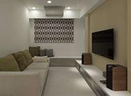 公寓式簡歐風格裝修效果圖片