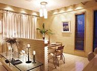 半高墙体隔断魅力家庭装修设计图片