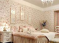 女生臥室歐式田園設計效果圖清新甜美