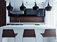 厨房餐厅一体化唯美设计方案