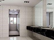 舒适无比的卫生间装修效果图大全