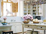 小户型精美简约厨房装修效果图
