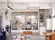 工业化设计单身公寓效果图