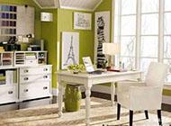打造清爽舒適的家庭辦公室裝修設計圖片