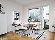 简单温馨唯美公寓平面设计图