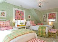 極具亮麗色彩的兒童房裝修效果圖