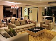 大户型复式套房现代简约装修案例