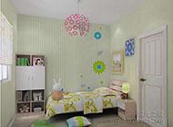 精美舒適的兒童房裝修效果圖