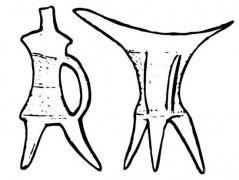 中国古代酒杯简笔画图片