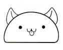 1个半圆就能画出可爱的简笔画 -- 小猫咪
