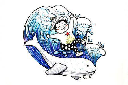 我爱海洋生物