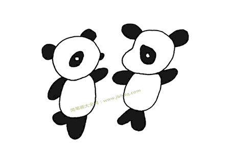 大熊猫好朋友