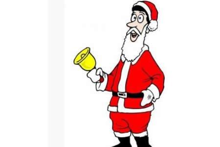 圣诞老人的儿子