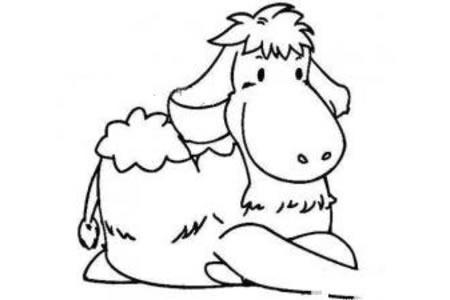 趴着的骆驼