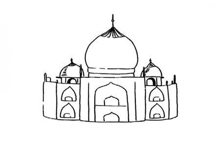 世界著名建筑 泰姬陵
