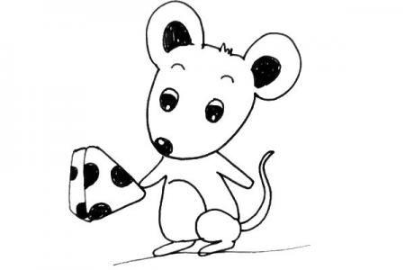 小老鼠和奶酪