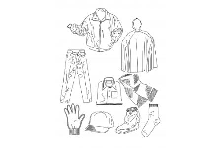 衣服和饰品