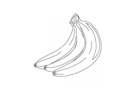 香甜的香蕉