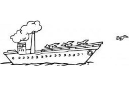 航母和飞机