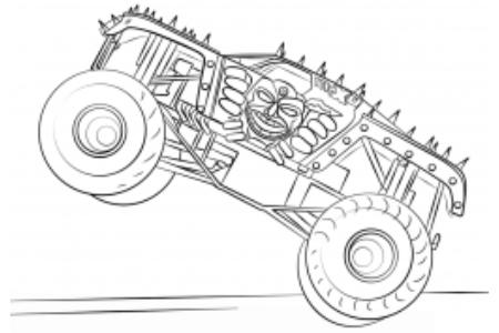 Max-D怪物卡车