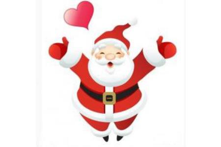爱圣诞老人