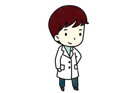 帅气的医生