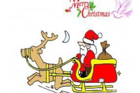 圣诞老人的圣诞节