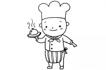 优秀的厨师